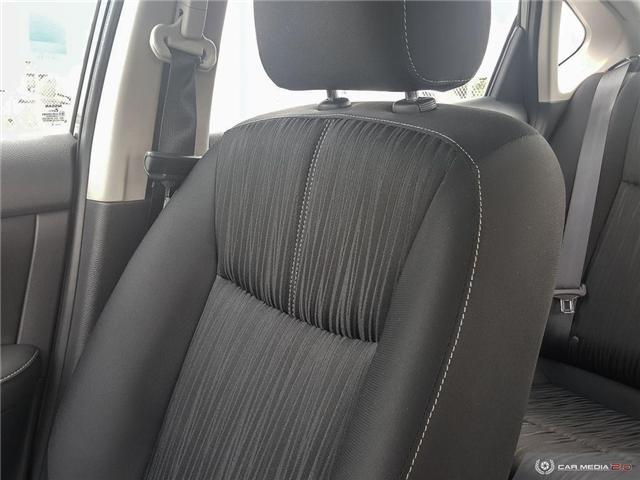 2018 Nissan Sentra 1.8 SV (Stk: G0170) in Abbotsford - Image 20 of 25