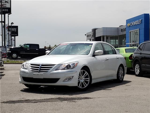 2012 Hyundai Genesis 3.8 (Stk: Z293037A) in Newmarket - Image 1 of 27