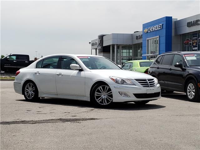 2012 Hyundai Genesis 3.8 (Stk: Z293037A) in Newmarket - Image 3 of 27