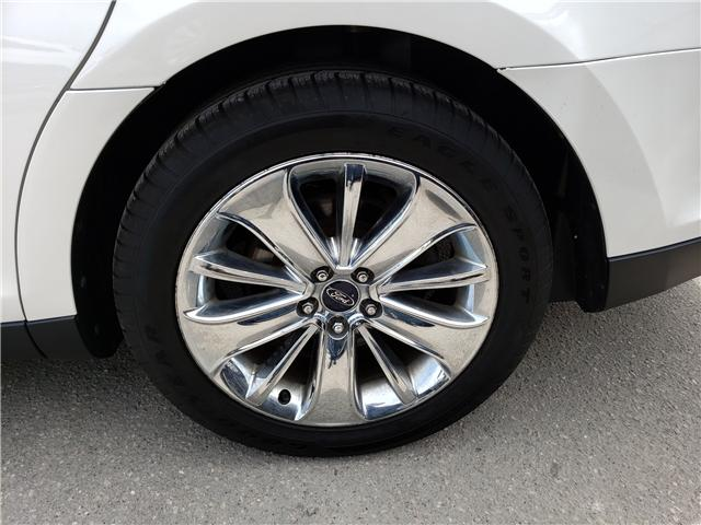 2011 Ford Taurus Limited (Stk: 1295837A) in Newmarket - Image 7 of 27