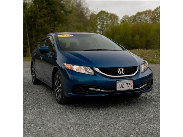 2015 Honda Civic EX (Stk: U5124A) in Woodstock - Image 2 of 11