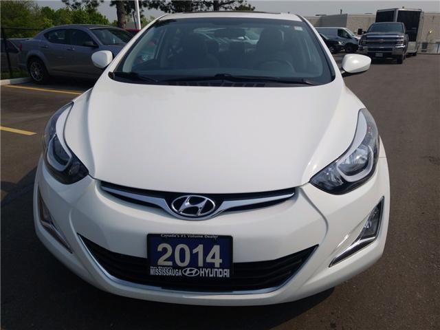 2014 Hyundai Elantra GLS (Stk: OP10317) in Mississauga - Image 2 of 17