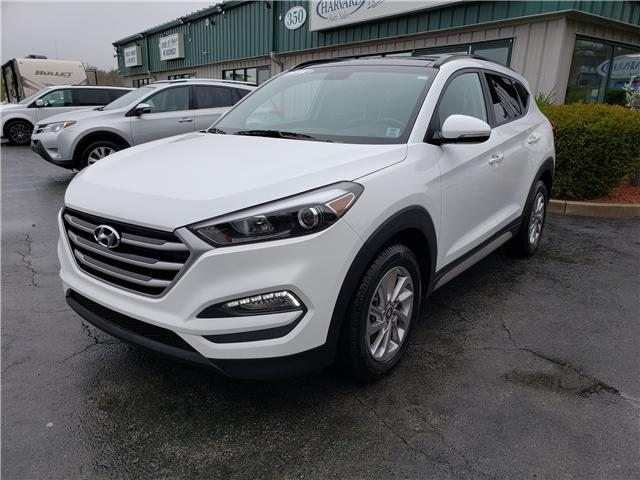 2018 Hyundai Tucson SE 2.0L (Stk: 10399) in Lower Sackville - Image 1 of 23