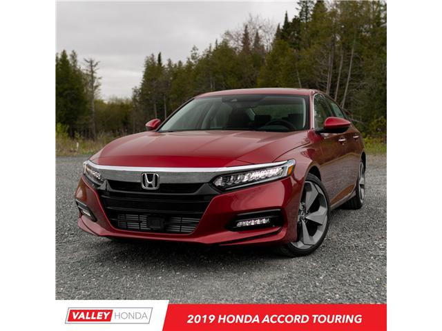 2019 Honda Accord Touring 1.5T (Stk: N05204) in Woodstock - Image 1 of 15