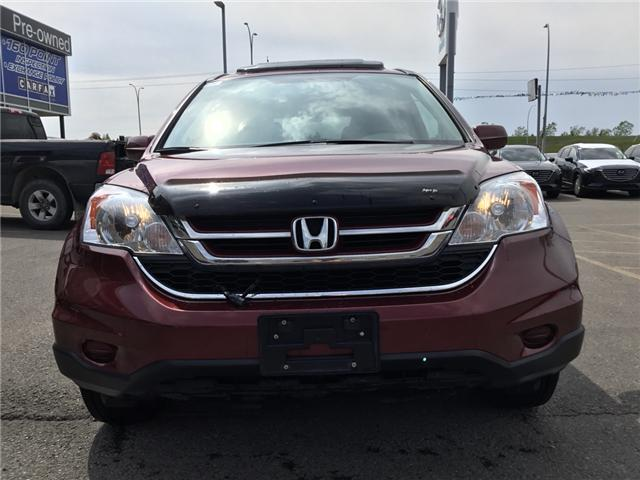 2010 Honda CR-V EX (Stk: N4781A) in Calgary - Image 2 of 16
