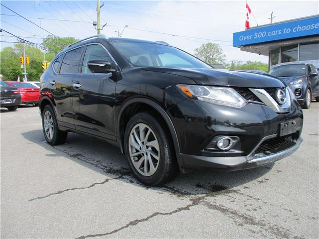 2015 Nissan Rogue SL (Stk: 190677) in Kingston - Image 1 of 15