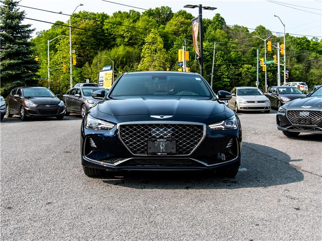 2019 Genesis G70 3.3T Advanced (Stk: P3304) in Ottawa - Image 2 of 13