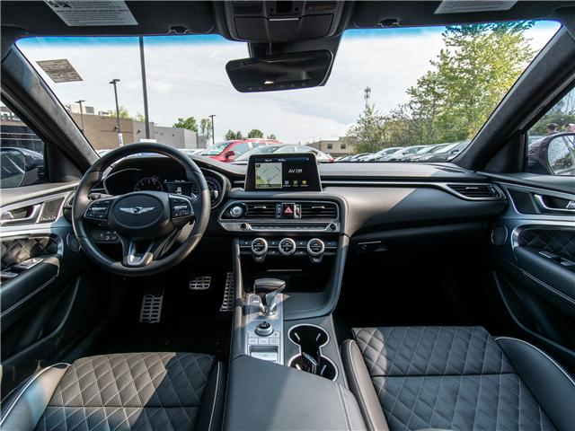 2019 Genesis G70 3.3T Advanced (Stk: P3304) in Ottawa - Image 8 of 13