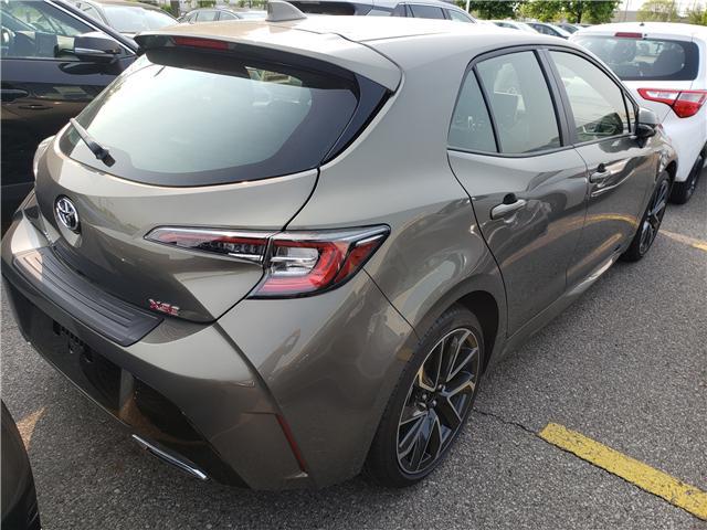 2019 Toyota Corolla Hatchback Base (Stk: 9-1039) in Etobicoke - Image 3 of 10