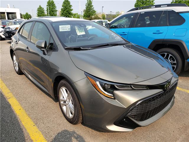 2019 Toyota Corolla Hatchback Base (Stk: 9-1038) in Etobicoke - Image 2 of 12