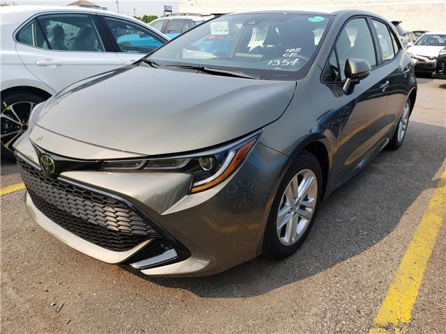 2019 Toyota Corolla Hatchback Base (Stk: 9-1038) in Etobicoke - Image 1 of 12
