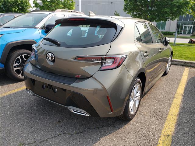 2019 Toyota Corolla Hatchback Base (Stk: 9-1038) in Etobicoke - Image 3 of 12