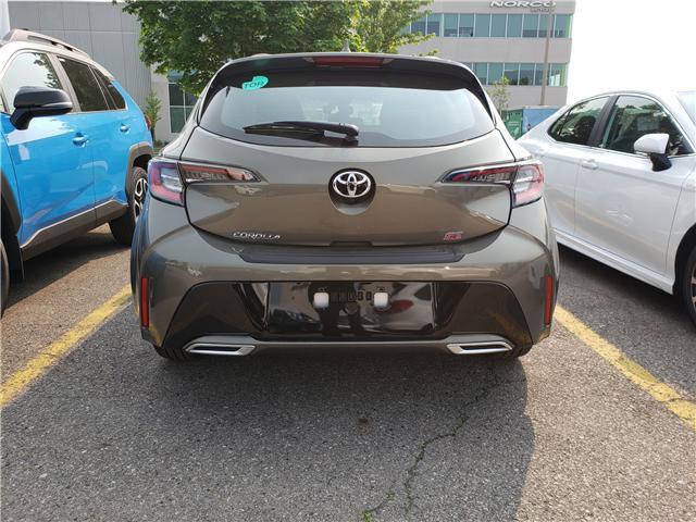 2019 Toyota Corolla Hatchback Base (Stk: 9-1038) in Etobicoke - Image 4 of 12