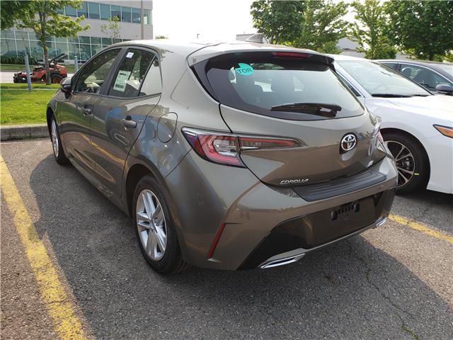 2019 Toyota Corolla Hatchback Base (Stk: 9-1038) in Etobicoke - Image 5 of 12