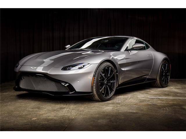 2019 Aston Martin Vantage  (Stk: CC001) in Calgary - Image 2 of 12