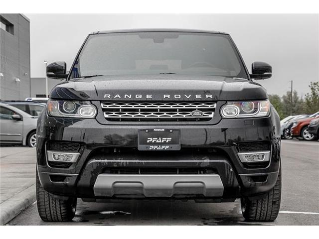 2015 Land Rover Range Rover Sport V6 SE (Stk: SU0047) in Guelph - Image 2 of 22