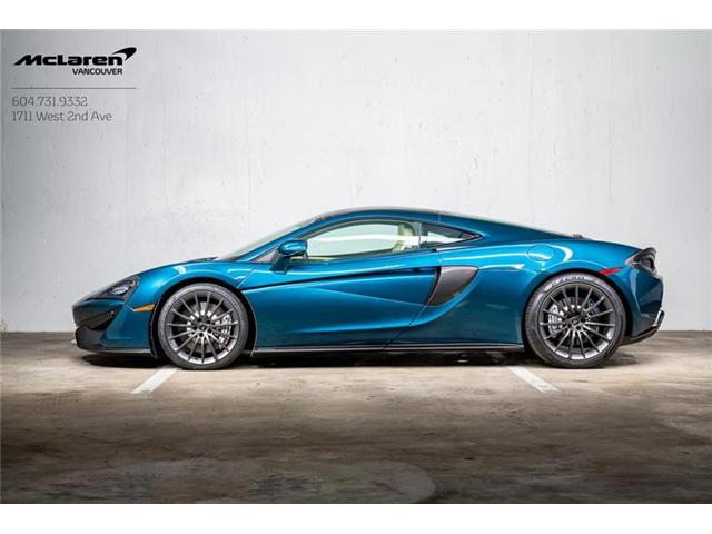 2017 McLaren 570GT Coupe (Stk: MV0184A) in Vancouver - Image 1 of 21