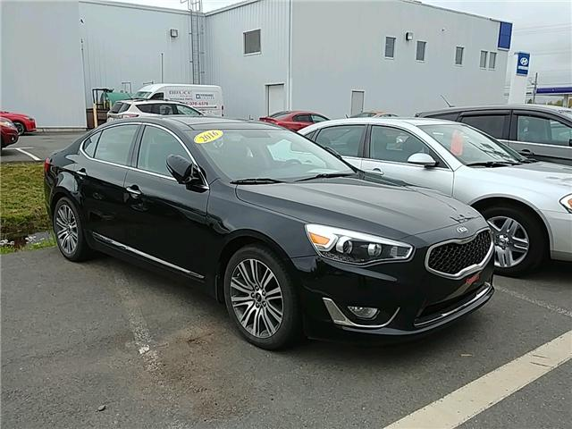 2016 Kia Cadenza Premium (Stk: 16320) in New Minas - Image 1 of 12