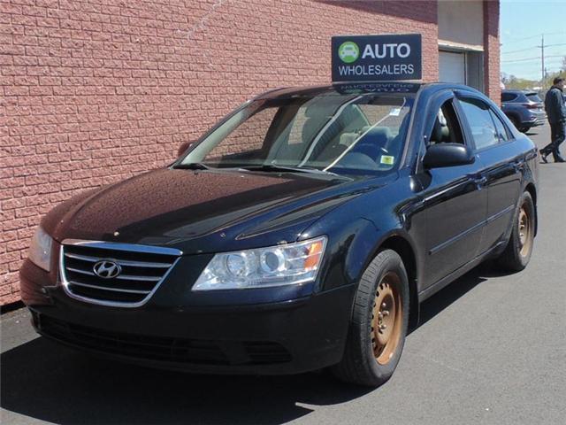 2010 Hyundai Sonata GL Sport (Stk: N274A) in Charlottetown - Image 1 of 6
