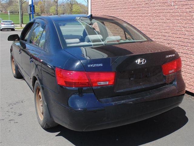 2010 Hyundai Sonata GL Sport (Stk: N274A) in Charlottetown - Image 2 of 6