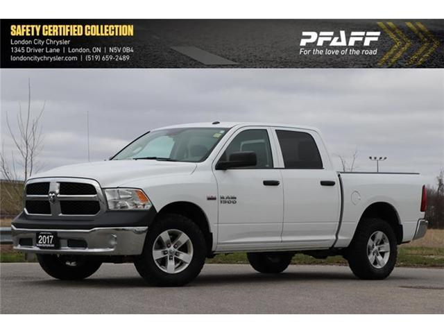 2017 RAM 1500 ST (Stk: LC9641A) in London - Image 1 of 19