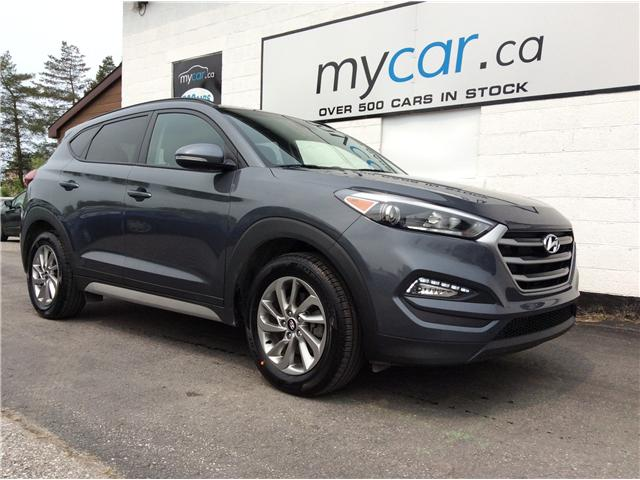 2018 Hyundai Tucson SE 2.0L (Stk: 190587) in Richmond - Image 1 of 21