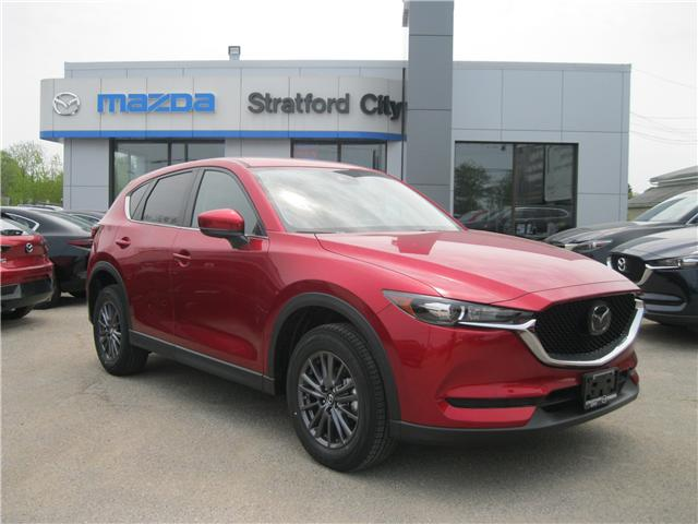 2019 Mazda CX-5 GS (Stk: 19046) in Stratford - Image 1 of 1