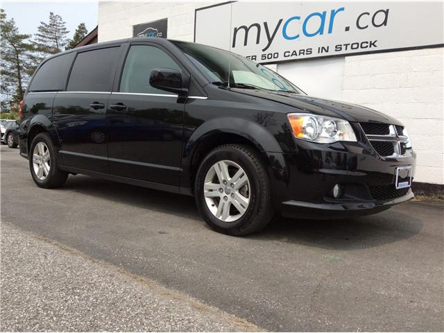 2018 Dodge Grand Caravan Crew (Stk: 190775) in North Bay - Image 1 of 20