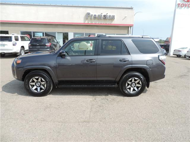 2017 Toyota 4Runner SR5 (Stk: 192341) in Brandon - Image 1 of 23