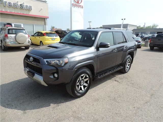 2017 Toyota 4Runner SR5 (Stk: 192341) in Brandon - Image 2 of 23