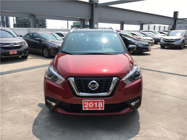 2018 Nissan Kicks SR (Stk: HP3347) in Toronto - Image 2 of 22