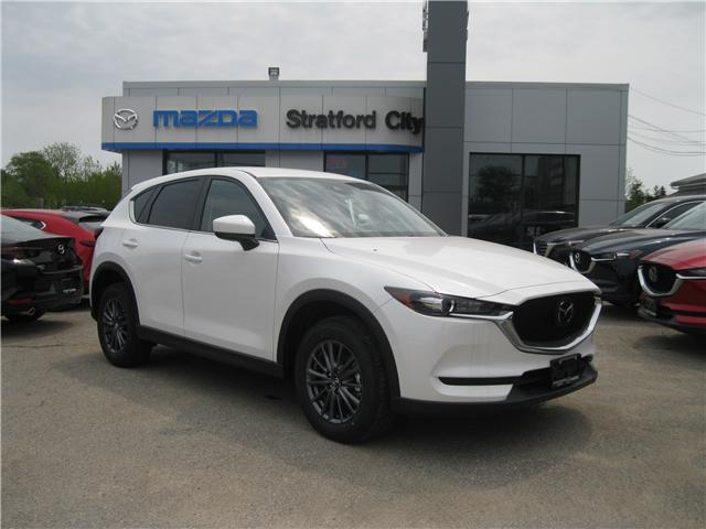 2019 Mazda CX-5 GS (Stk: 19043) in Stratford - Image 1 of 1