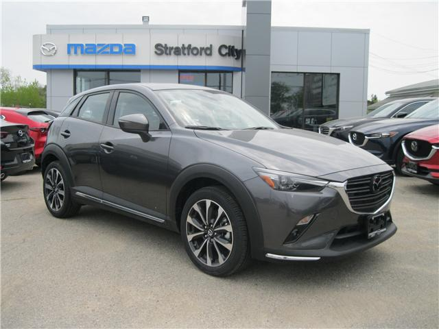 2019 Mazda CX-3 GT (Stk: 19018) in Stratford - Image 1 of 1