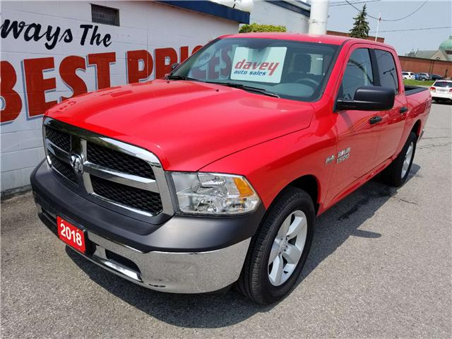 2018 RAM 1500 SLT (Stk: 19-015) in Oshawa - Image 1 of 13