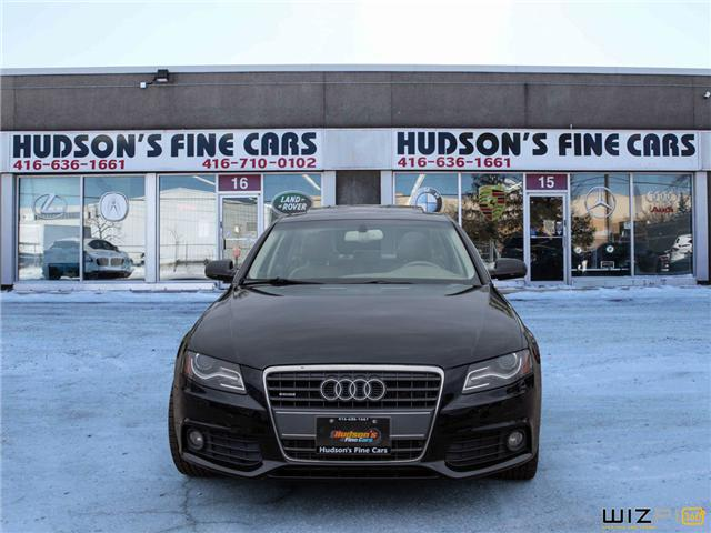 2010 Audi A4 2.0T Premium (Stk: 16358) in Toronto - Image 2 of 30