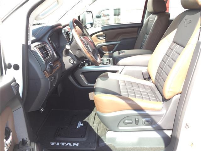 2019 Nissan Titan XD Platinum Reserve Diesel (Stk: N98-3382) in Chilliwack - Image 12 of 24