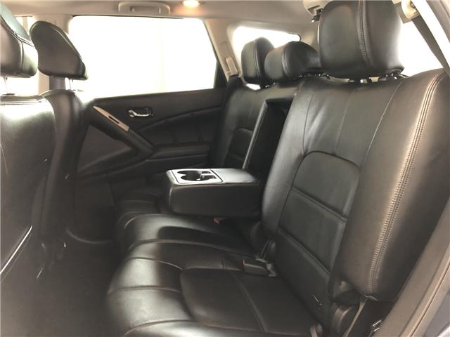 2013 Nissan Murano SL (Stk: 19240A) in Owen Sound - Image 8 of 12