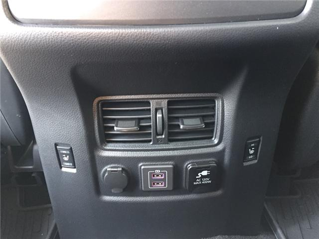 2019 Nissan Titan XD Platinum Reserve Diesel (Stk: N98-3382) in Chilliwack - Image 22 of 24