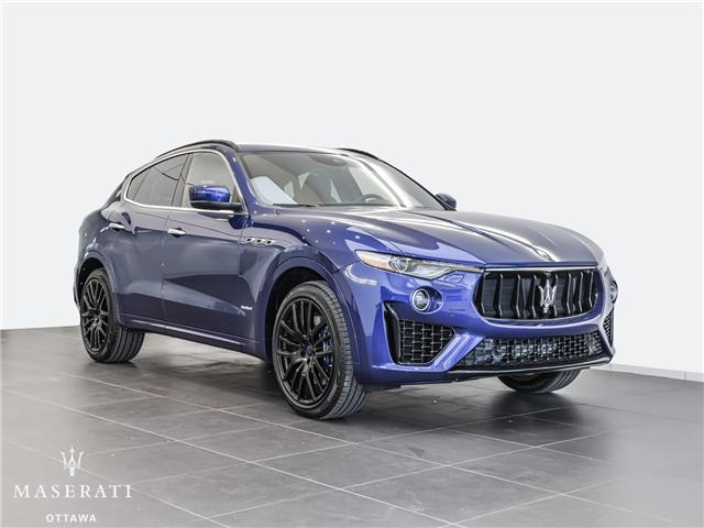 2019 Maserati Levante  (Stk: 3022) in Gatineau - Image 1 of 15