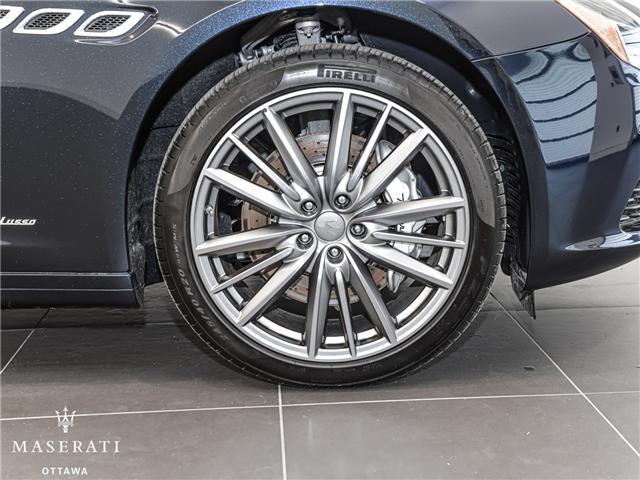 2019 Maserati Quattroporte S GranLusso (Stk: 3037) in Gatineau - Image 5 of 15