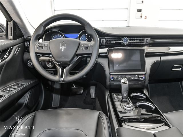 2019 Maserati Quattroporte S GranLusso (Stk: 3037) in Gatineau - Image 9 of 15