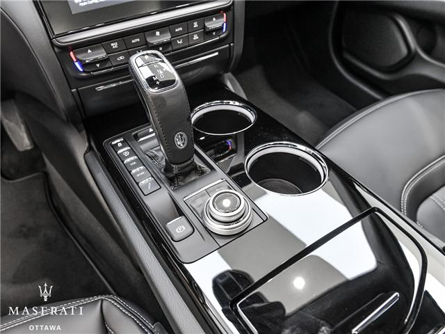 2019 Maserati Quattroporte S GranLusso (Stk: 3037) in Gatineau - Image 12 of 15