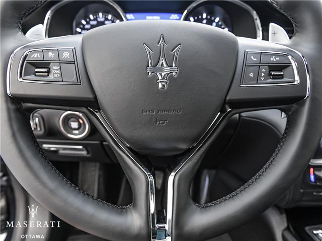 2019 Maserati Quattroporte S GranLusso (Stk: 3037) in Gatineau - Image 15 of 15