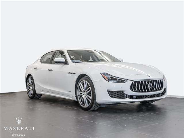 2019 Maserati Ghibli  (Stk: 3036) in Gatineau - Image 1 of 15