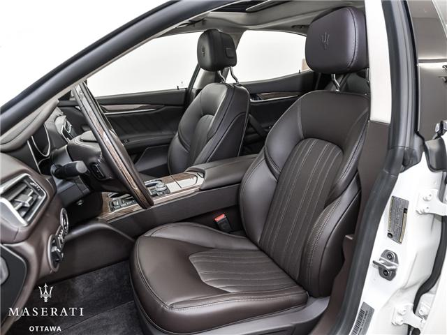 2019 Maserati Ghibli  (Stk: 3036) in Gatineau - Image 9 of 15