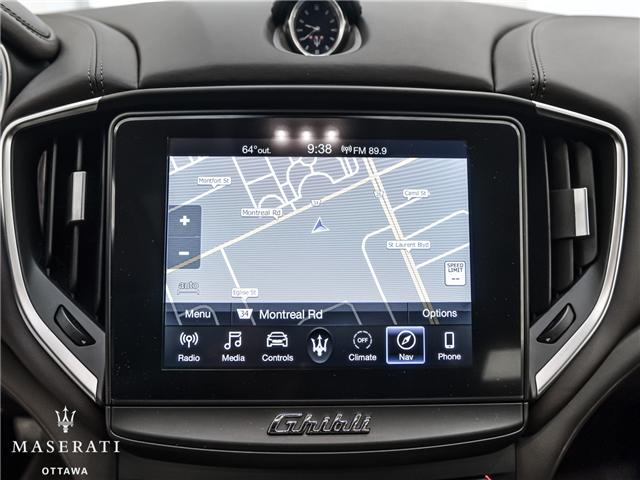 2019 Maserati Ghibli  (Stk: 3036) in Gatineau - Image 13 of 15