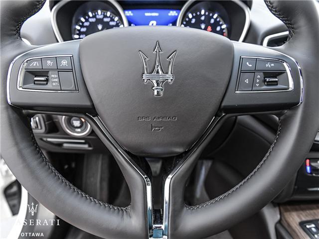 2019 Maserati Ghibli  (Stk: 3036) in Gatineau - Image 15 of 15
