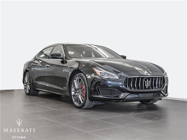 2018 Maserati Quattroporte S Q4 (Stk: 3019) in Gatineau - Image 1 of 15