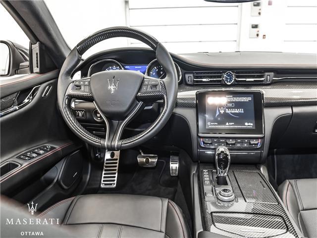 2018 Maserati Quattroporte S Q4 (Stk: 3019) in Gatineau - Image 10 of 15