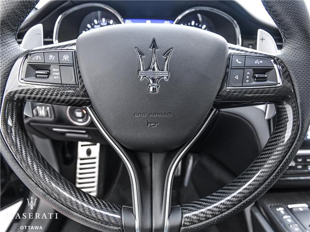 2018 Maserati Quattroporte S Q4 (Stk: 3019) in Gatineau - Image 15 of 15
